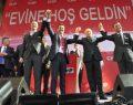 Ankara'da Sarıgül'ün  CHP'ye Katılım Mitingi