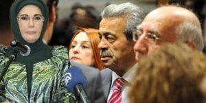 Emine Erdoğan. Kamer Genç Bana Küfür Etti Davacıyım