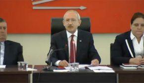 Kılıçdaroğlu,Namuslu Aydınlar Ellerini Vicdanlarına Koymalıdır