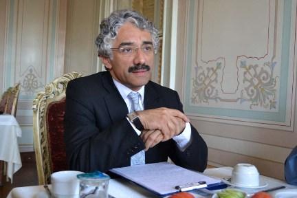 AKP  Belediye Başkan Aday Adayı Salih Güzel,  Sarıyer Sevdalısıyım
