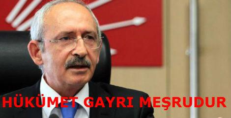 Kılıçdaroğlu, İnsanda Biraz Utanma Olur