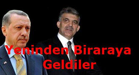 Ankarada Neler Oluyor, Başbakan İle Yeniden Bir Araya Geldiler