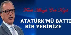 Fatih Altaylı, Seveceğiz Ulan Inadına Seveceğiz.