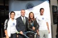 Haliç Üniversitesi & Hülya Cup Senior Tenis Turnuvası Ödülleri Dağıtıldı.