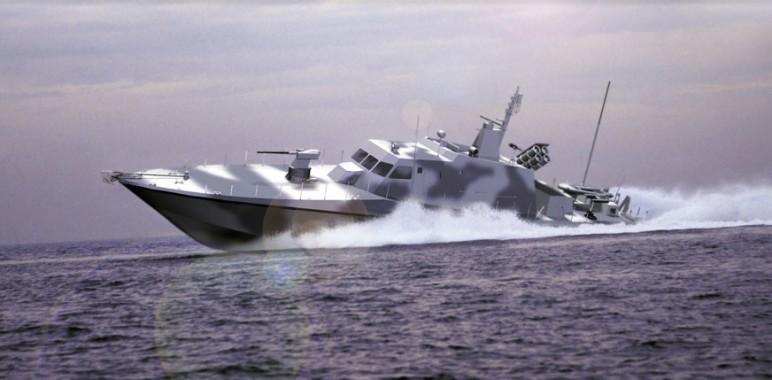 Katar Emirliği'ne Sınıfının İlk Gemisi ONUK MRTP34 Yonca-Onuk'tan