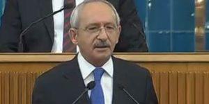 Kılıçdaroğlu, Dehşet verici belgeyi açıkladı