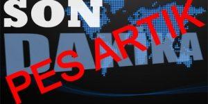 PES ARTIK, Bu Sabah Operasyon Yapanlar Görevden Alındı