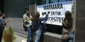 Marmara Üniversitesi'nde Öğrencilere Yönelik Saldırılar Engellenmelidir!