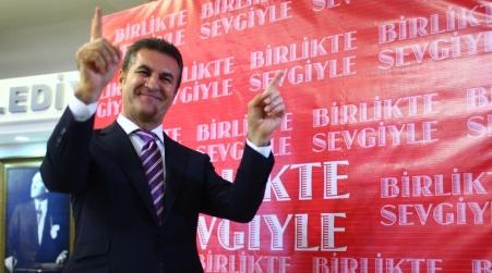 Sarıgül, AKP'den %17 Oy Alacağım