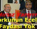 """""""AKP ADAYLARINDA HİÇ YANILMADIK"""" Şükrü Genç'ten Korktular! Sarıyer'de SEDAT ÖZSOY Değişikliği"""