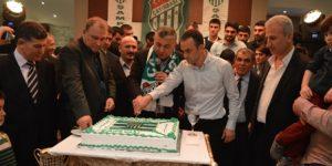 Çayırbaşı Spor Kulübü Şampiyonluğu Balo ile Kutladı
