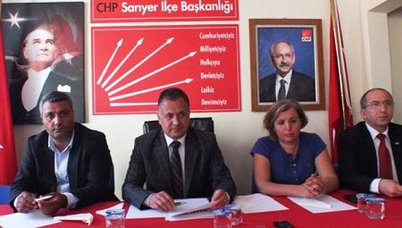Mehmet Deniz,CHP'nin bölünmesini bekleyenler boşuna sevinmesinler