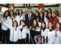 """Beşiktaş JK """"Şevket Belgin Spor Salonu""""  ve """"Amatör Şubeler"""" Hizmete Açıldı"""