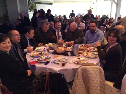 CHP Sarıyer Dayanışması Hep Birlikte İktidara
