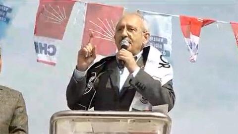 Kılıçdaroğlu Ardahanda,Sen Hiç Menderes'in Adını Anma