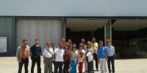 Doğal Taş Pazarlama Takımı, Brezilya'da Türk taşlarını tanıttı