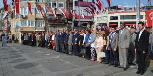 23 Nisan Sarıyer'de törenle kutlandı