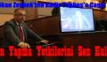 Gökan Zeybek,17 Aralık Sonucu Çevre ve Şehircilik Bakanlığının Plan Yapma Yetkisi Yoktur