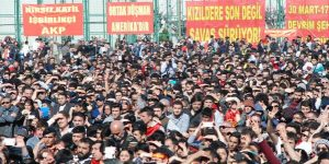 Grup Yorum'un 4. Bağımsız Türkiye konseri Bakırköy