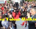 Şükrü Genç Mazbatasını Sarıyer Halkı İle Birlikte Aldı