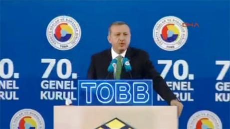 """Erdoğan, Kaza Kadere İman Eder"""