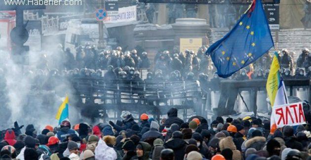 Ukrayna krizi büyürken…
