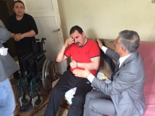 İsmail Erdem, Engelliler Evde Hapis Bir Hayat Yaşayamazlar