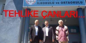 Mehmet İpkin İlkokulu Velileri Huzursuz