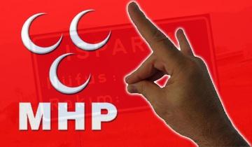 MHP  İstanbul İl Yönetimi Görevden Alındı