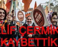 Gezi Direnişçisi Elif Çermik Vefat Etti