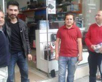 CHP Sarıyer Yalovada Her Sokakta