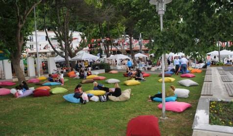 1. Sarıyer Festivali Başladı.
