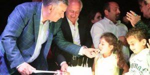 Şükrü Genç'e Süpriz Doğum Günü