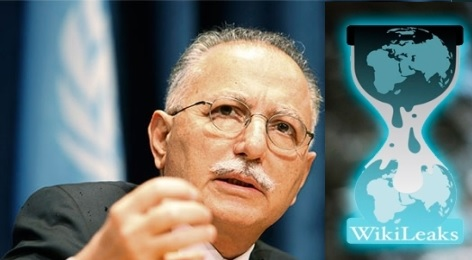 Ekmelettin İhsanoğlu Wikileaks Belgelerinde