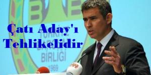 """Feyzioğlu """"Çatı Aday'ı"""" Tehlikeli Bir Öneridir"""