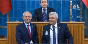 Tuncay Özkan CHP'de