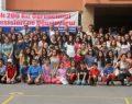 Şükrü Genç Kız Öğrencileri Kampa Gönderdi