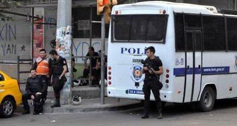Okmeydanı Yeniden Polis Ablukasında