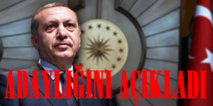 Uzun İnce Bir Yolda Adaylığını Açıkladı