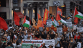 """""""Tanklara karşı taş, direnen Filistin kazanacak"""""""