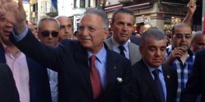 """İhsanoğlu, """"Statükoya bekçi arıyorlar"""" diyen Erdoğan'a da """"Polemiğe girmeyeceğim"""" diyerek yanıt verdi"""