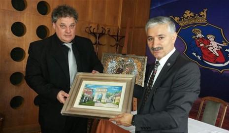 Kardeş Şehir VAC'da Barok Festivaline Katıldılar