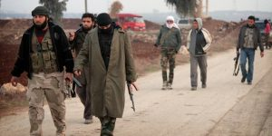 İŞİD Mahmur Kampına Salgırıya Geçti