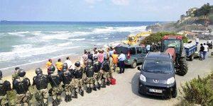 Kısırkaya Plajı'nı Belgeleri İle Açıklıyoruz