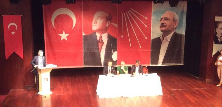 Mehmet Deniz,PM ve Kurultay Delegeleri Toplantısını Yönetti.