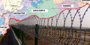 Türkiye'nin Sınır Komşuları Değişti