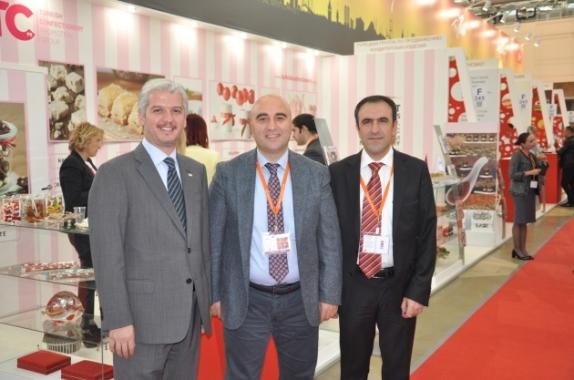 Ortadoğu'da tadı kaçan Türk Şekerlemesi 3.4 milyar dolarlık Rusya pazarı ile tatlanacak