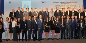 2013 yılının başarılı ihracatçıları ödüllendirildi