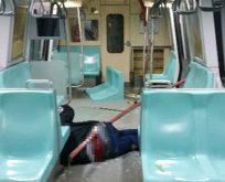 Kadir Agbi'nin Metrosu Kaza Yaptı