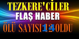 """""""TEHLİKE GELİYOR""""Kobani Protestolarında Ölü Sayısı 14'ye Yükseldi."""
